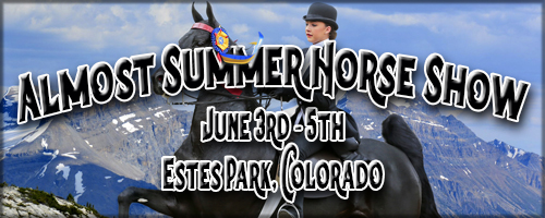 2019 Almost Summer Horse Show